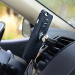 iPhone 6/6S Connect case tok + Steelie vent mount kit