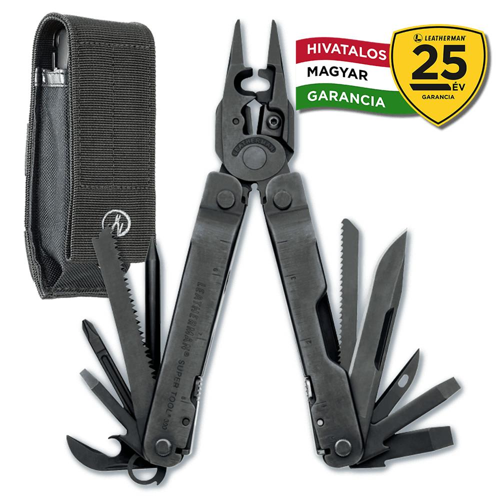 LTG831369 Super Tool 300 EOD, fekete (dobozos)