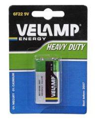 6F22_1BP-VEL 9V-os Heavy Duty (féltartós) elem