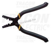 Tracon 9004-LT Présszerszám szigeteletlen,-szigetelt és iker érvéghüvelyhez