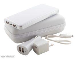 AP741942-01 Atazzi USB töltő és power bank szett