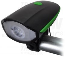 Tracon BLCA3W Tölthető LED biciklilámpa