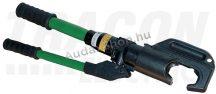 Tracon C130L Kézi hidraulikus présszerszám kábelsarukhoz, hordtáskában