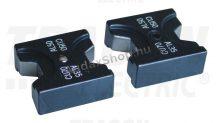 Tracon D52F-2535 Hatszög profilú présbélyeg D52F présszerszámokhoz