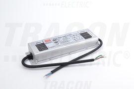 Tracon ELG-200-24A-3Y Professzionális fém házas LEDmeghajtó