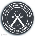 Leatherman Heritage logo matrica