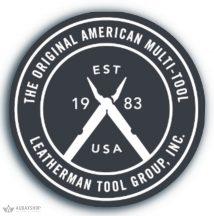 Leatherman Heritage logo matrica