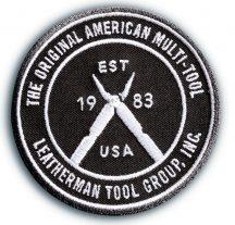 Leatherman Heritage logo felvarró