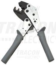 Tracon F50L Présszerszám szigeteletlen,-szigetelt és iker érvéghüvelyhez