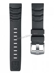 Luminox FP.3800.80Q Fekete PU szíj 3800 Carbon modellekhez