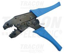 Tracon HD156R Présszerszám szigeteletlen kábelsarukhoz