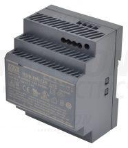 Tracon HDR-100-12N DIN sínre szerelhető tápegységszabályozható DC kimenettel