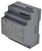 Tracon HDR-100-24N DIN sínre szerelhető tápegységszabályozható DC kimenettel