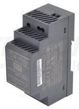 Tracon HDR-30-12 DIN sínre szerelhető tápegységszabályozható DC kimenettel