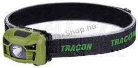 Tracon HL120B Fejlámpa, akkumulátoros, mozgásérzékelős kapcsolással