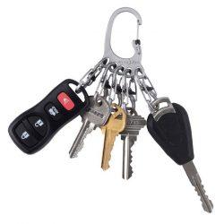 KLKBF-11-R6 Keyrack BigFoot kulcstartó