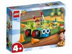 LEGO® Toy Story 4 Woody és az RC