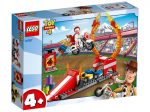 LEGO® DUPLO Duke Caboom kaszkadőr bemutatója