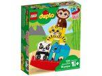 LEGO® DUPLO Első egyensúlyozó állataim