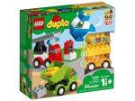 LEGO® DUPLO Első Autós Alkotásaim