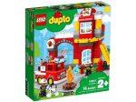LEGO® DUPLO Tűzoltóállomás