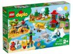 LEGO® DUPLO A világ állatai