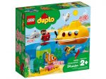 LEGO® DUPLO Tengeralattjárós kalandok