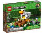 LEGO® Minecraft Csirkeudvar
