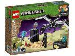 LEGO® Minecraft A Vég csata