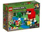 LEGO® Minecraft A gyapjúfarm