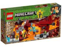 LEGO® Minecraft Az Őrláng Híd