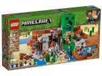 LEGO® Minecraft Creeper barlang