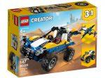 LEGO® Creator Terepjáró homokfutó