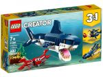 LEGO® Creator Mélytengeri lények