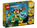 LEGO® Creator Víz alatti robot