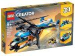LEGO® Creator Ikerrotoros helikopter