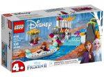 LEGO® Disney Anna kajaktúrája