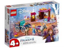 LEGO® Disney Elza kocsis kalandja