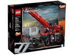 LEGO® Technic Daru egyenetlen terepen