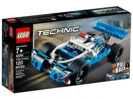 LEGO® Technic Rendőrségi üldözés