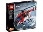 LEGO® Technic Mentőhelikopter