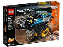 LEGO® Technic Távirányítású kaszkadőr versenyautó