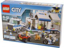 LEGO® City Mobil rendőrparancsnoki központ