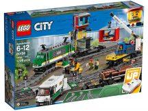 LEGO® City Tehervonat