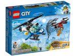 LEGO® City Légi rendőrségi drónos üldözés