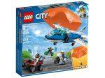 LEGO® City Légi rendőrségi ejtőernyős letartóztatás