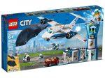LEGO® City Légi rendőrségi légibázis