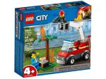 LEGO® City Kiégett grill