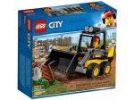 LEGO® City Építőipari rakodó