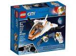 LEGO® City Műholdjavító küldetés